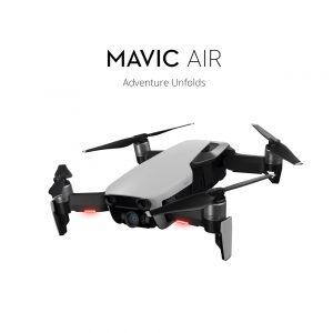 Dji Mavic Air Drone รุ่นใหม่ล่าสุดมาพร้อม VDO 4K 30 fps