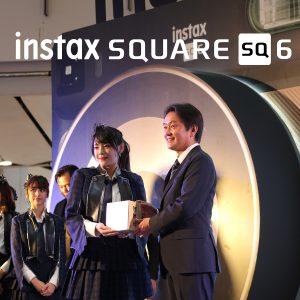 Fujifilm SQ6 กล้อง Instax ราคา น่าคบหาพร้อมภาพชุด BNK48