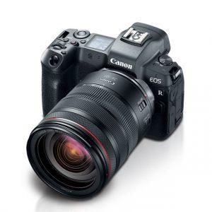 เปิดตัว Canon EOS R Fullframe mirrorless และเลนส์ 4 รุ่นพร้อม Adapter