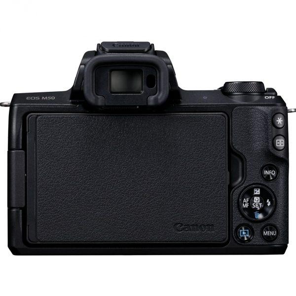 Canon EOS M50+18-150 kit Black