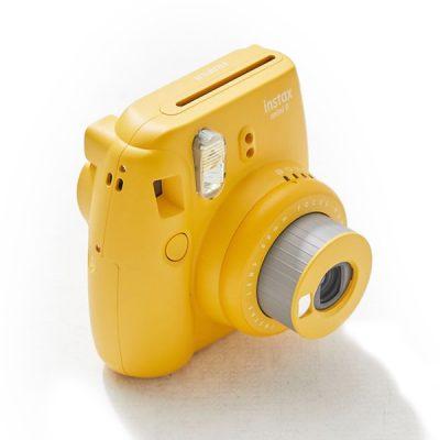 Instax Mini 9 (Yellow)