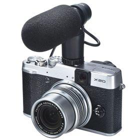 Fujifilm F MIC-ST1 Stereo Microphone