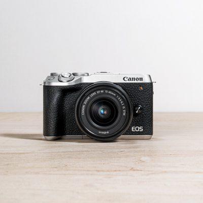 เปิดตัวอย่างเป็นทางการ Canon 90d และ Canon Eos M6 Mark ii
