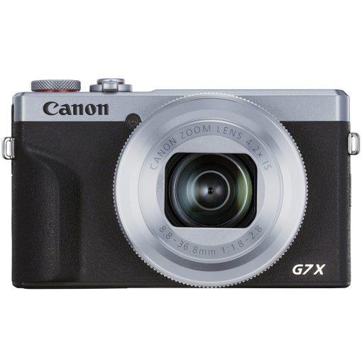 Canon G7X mark III (Silver)