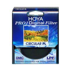 Hoya Circular PL Filter 62 mm Pro1D