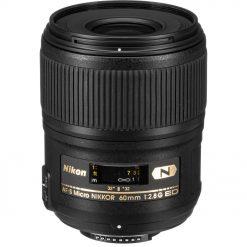 Nikon AF-S 60mm