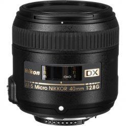 Nikon AF-S DX Micro NIKKOR 40mm