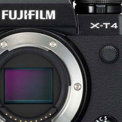 Fujifilm X-T4 หลุดล่าสุด มาพร้อมจอ Flip Screen