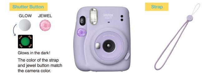 Fujifilm Instax Mini 11 Gray