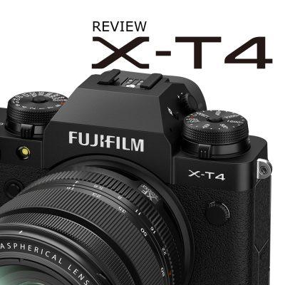 Fujifilm XT-4    มิติใหม่สำหรับนักถ่ายภาพนิ่ง และ วิดีโอ แบบมืออาชีพ
