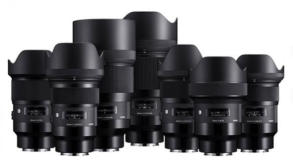 Sigma Lenses กำลังจะสร้างเมาท์สำหรับ Canon RF Mount