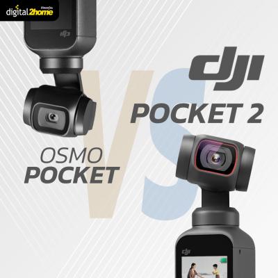 เทียบให้ชัด มีอะไรใหม่ใน DJI Pocket 2