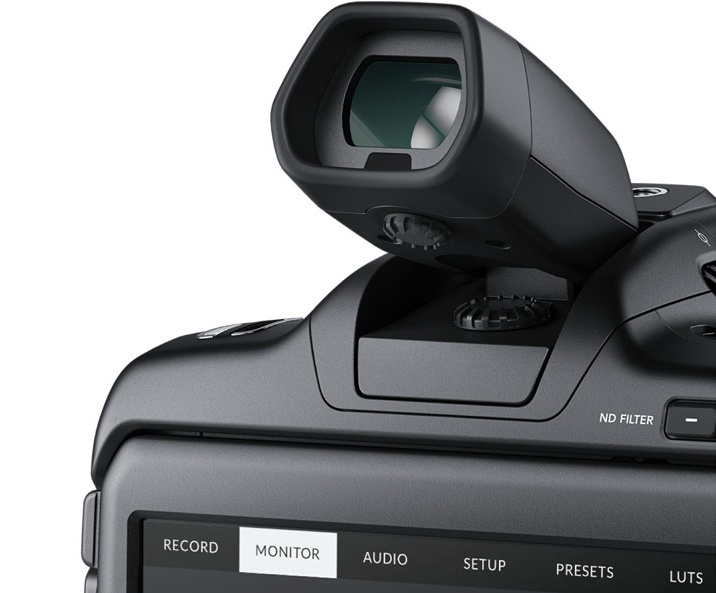 Blackmagic Pocket Cinema Camera Pro EVF
