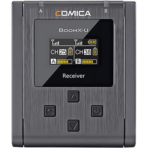 Comica BoomX-U2