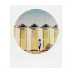 Color 600 Film ‑ Round Frame