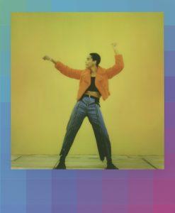 Polaroid Color film I-Type Spectrum Edition