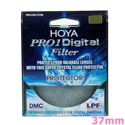 Hoya Pro1D Protector Filter 37 mm.