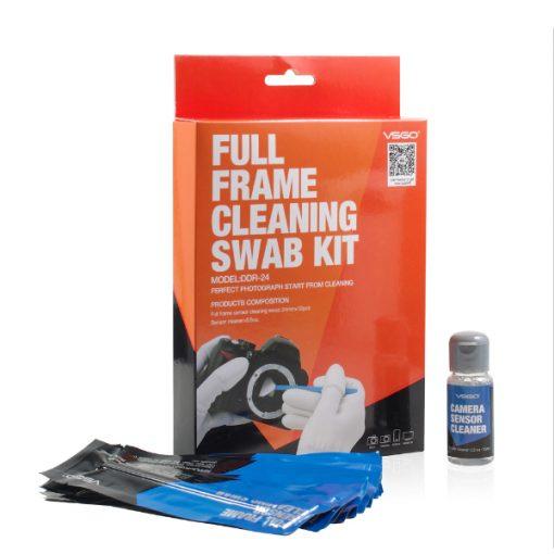 VSGO Fullframe Cleaning Swab Kit DDR-24