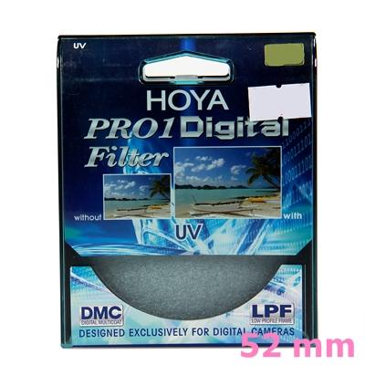 Hoya UV(O) 52 mm. Pro1D