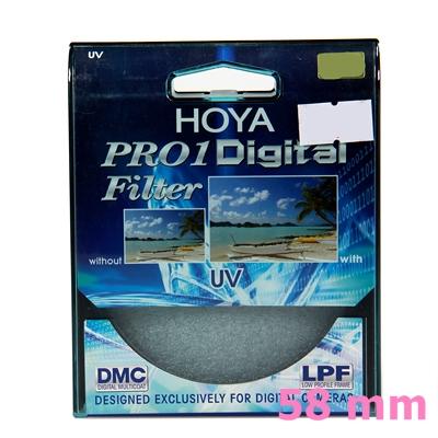 Hoya UV(O) 58 mm. Pro1D