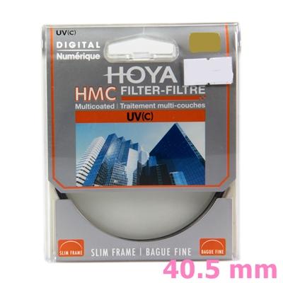 Hoya UV(C) HMC Slim Filter 40.5 mm