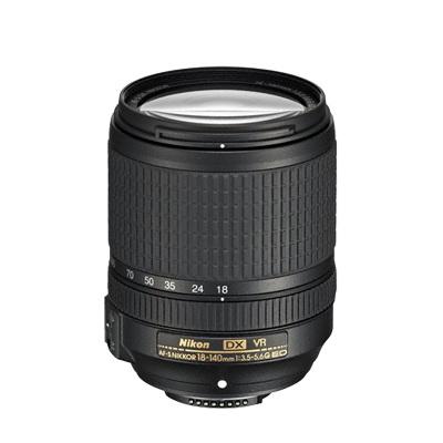 Nikon 18-140mm