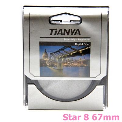 Tianya filter Star8 67mm