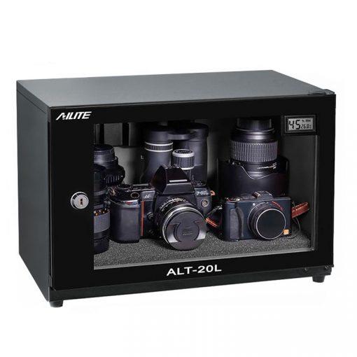 Ailite ALT-20LA (Black) ตู้กันชื้น