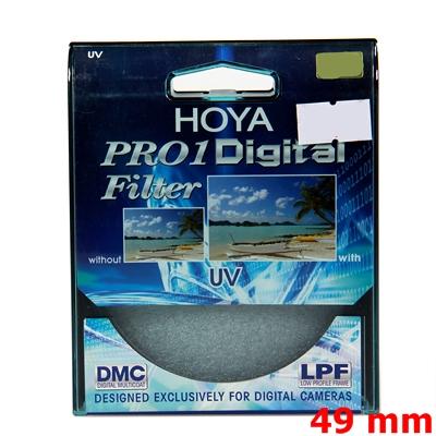 Hoya UV(O) 49 mm. Pro1D