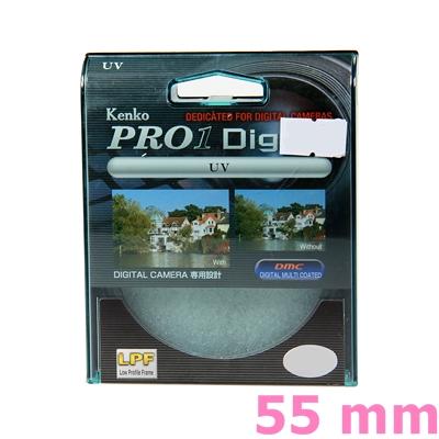 Kenko UV Pro1D Filter 55 mm