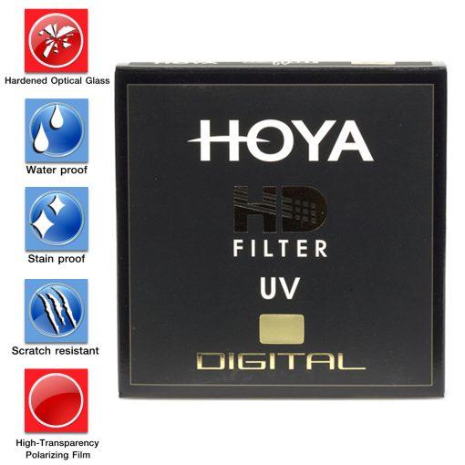 Hoya HD Filters UV 52 mm.