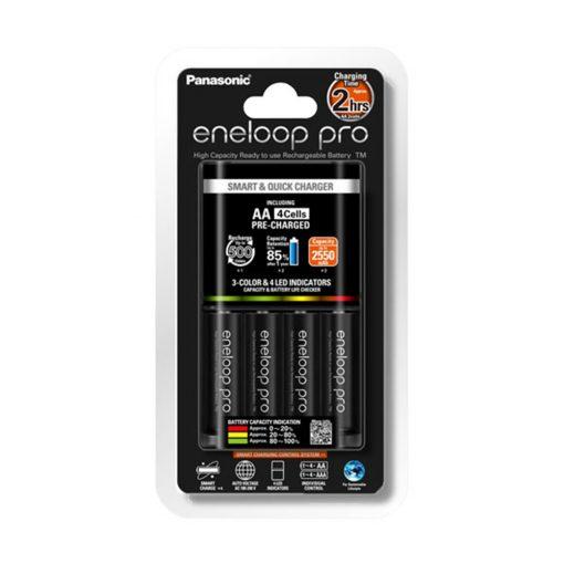 Panasonic Eneloop Pro AA2550x4 /K-KJ55HCC40T