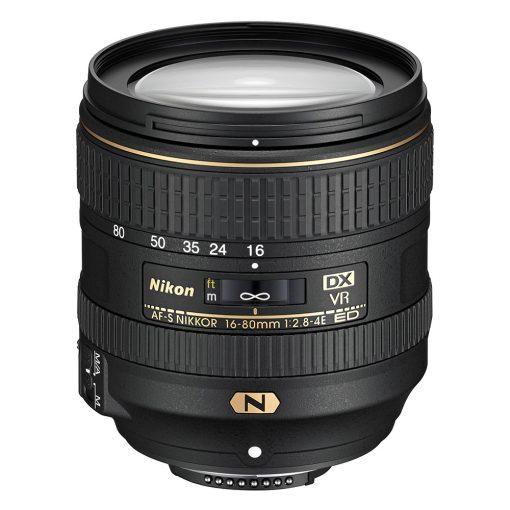 Nikon 16-80mm