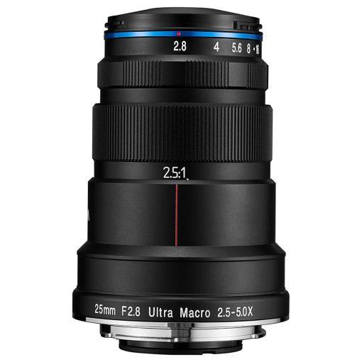 Laowa 25mm F2.8 Macro 2.5-5x for Canon