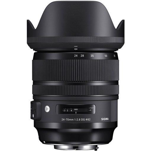 24-70 mm f2.8 Sigma