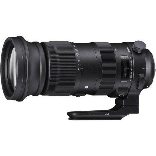 Sigma 60-600mm f4.5-5.6